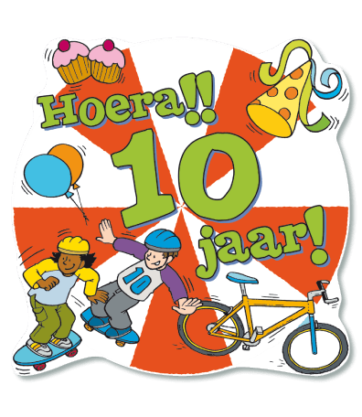10 jaar gefeliciteerd Gefeliciteerd Kind 10 Jaar   ARCHIDEV 10 jaar gefeliciteerd