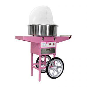 popcorn-suikerspinmachine te huur