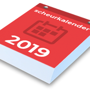 Scheurkalenders 2020