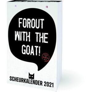 Scheurkalenders 2021