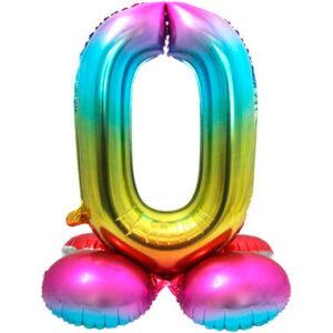 Folieballonen Cijfers