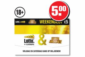 Lotto en Euro jackpot